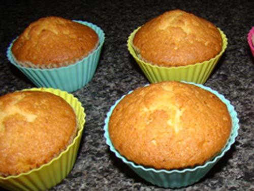 Творожный кекс, пошаговый рецепт с фото