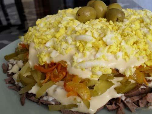Салаты с руколой с креветками рецепты с фото простые и вкусные